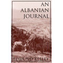 Albanian Journal : The Road to Elbasan (Terra Incognita Series , No 2)